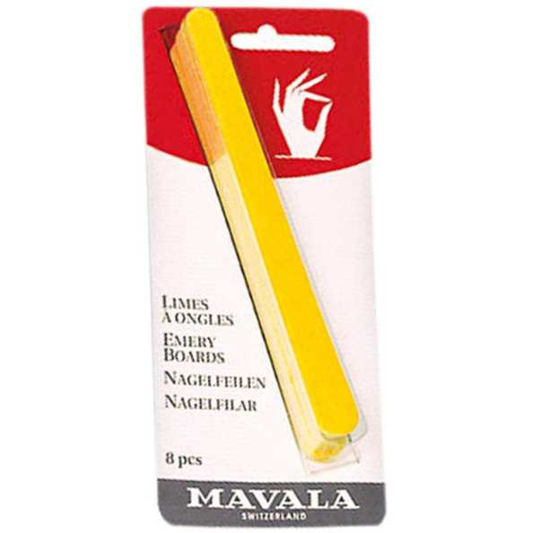 Mavala Emery Boards - Kit de Lixas 8 Un
