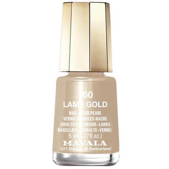 Mavala Esmalte Mini Color Lame Gold - 5ml