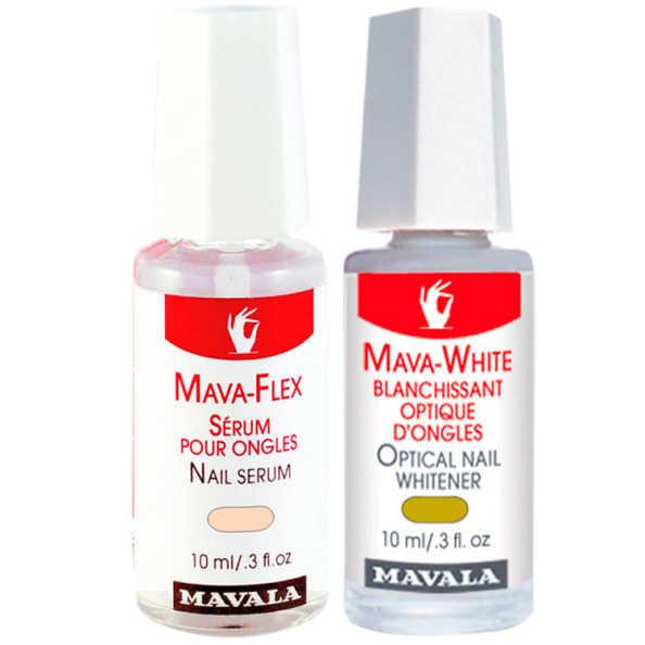 Mavala Mava White e Mava - Flex Kit (2 Produtos)