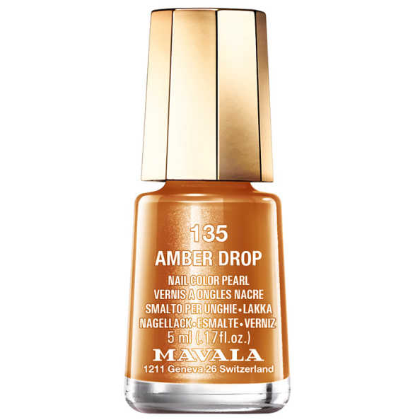 Mavala Mini Color Amber Drop N135 - Esmalte 5ml