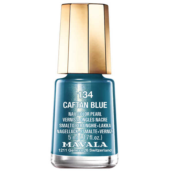 Mavala Mini Color Blue Caftan N134  - Esmalte 5ml