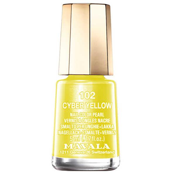 Mavala Mini Color Cyber Yellow - Esmalte 5ml