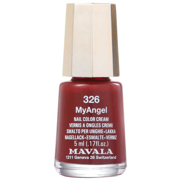Mavala Mini Color My Angel 326 - Esmalte 5ml