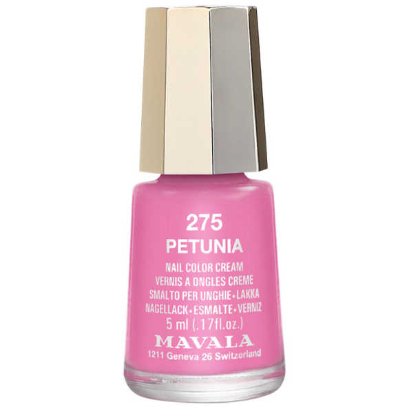 Mavala Mini Colours Petunia N275 - Esmalte Cremoso 5ml