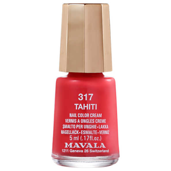 Mavala Mini Color Tahiti N317 - Esmalte 5ml