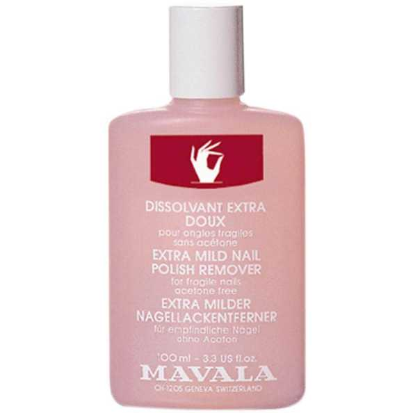 Mavala Pink Nail Polish - Removedor 100ml