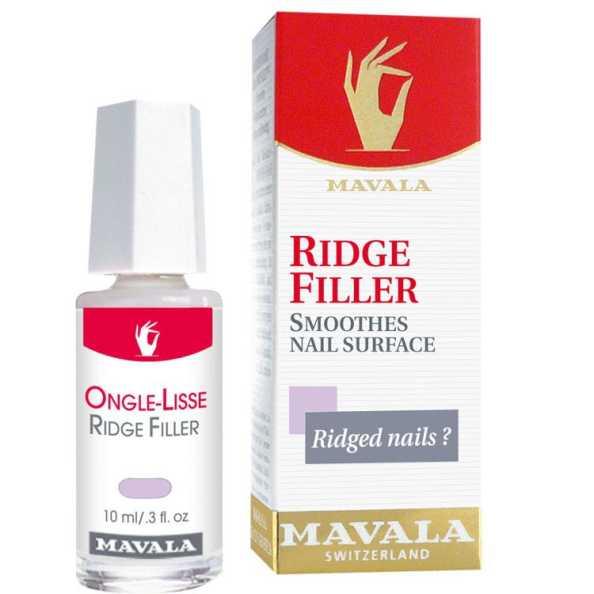 Mavala Ridge Filler - Nivelador de Unhas 10ml