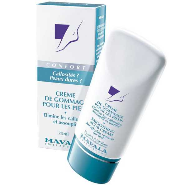 Mavala Smoothing Scrub Cream - Esfoliante 75ml