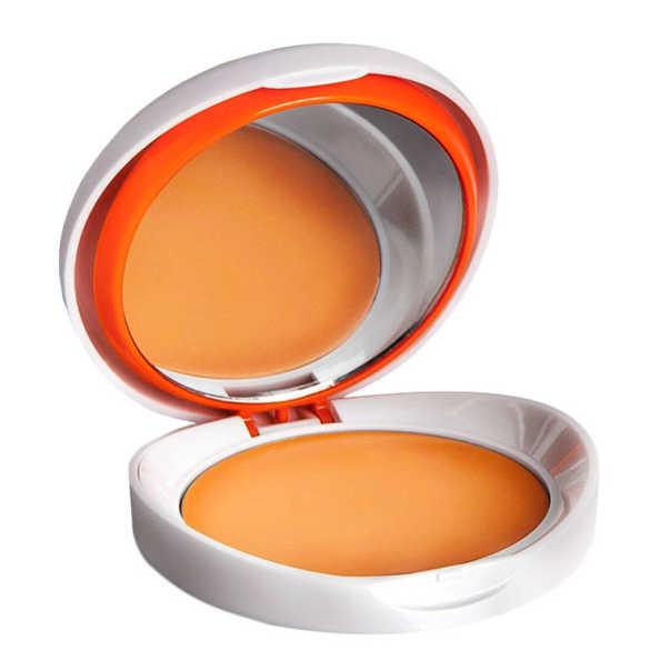 Melora Heliocare Max Defense Compacto Oil Free Light FPS 50 - Protetor Solar com Cor 10g