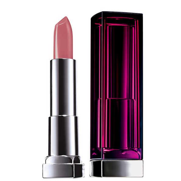 Maybelline Color Sensational Rosas Apaixonantes  100 Primeira Vez  - Batom Cremoso 4,2g