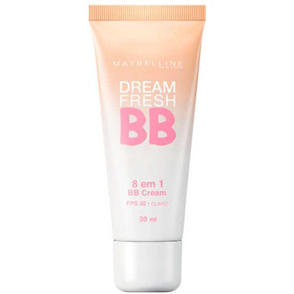 Maybelline Dream Fresh 8 em 1 Light Fps 30 - BB Cream 30ml
