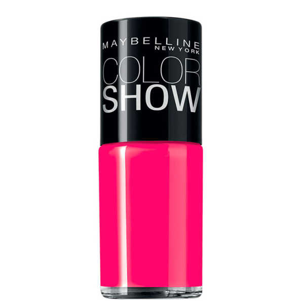 Maybelline Color Show 180 Pink Bikini - Esmalte 10ml