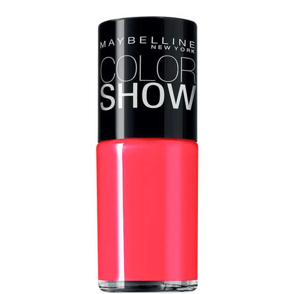 Maybelline Color Show 215 Urban Coral - Esmalte 10ml