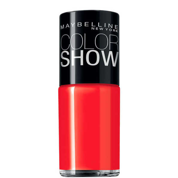 Maybelline Esmalte Color Show 255 Power Red 10ml