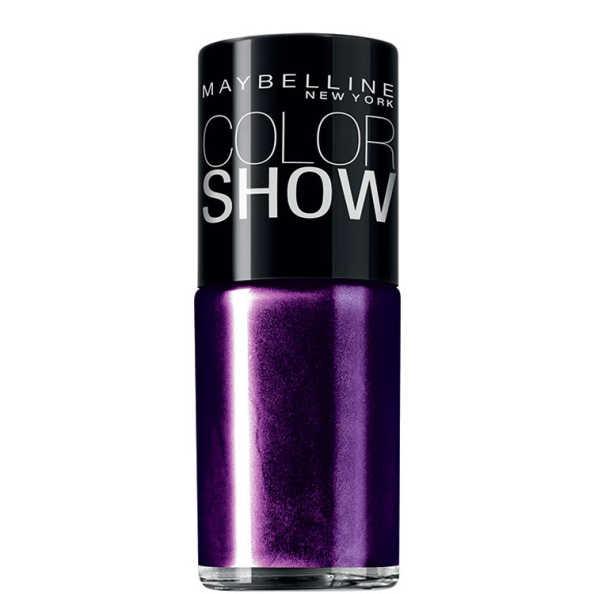 Maybelline Color Show 425 Plum Paradise - Esmalte 10ml