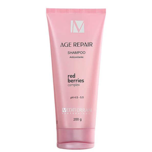 Mediterani Age Repair - Shampoo 200g