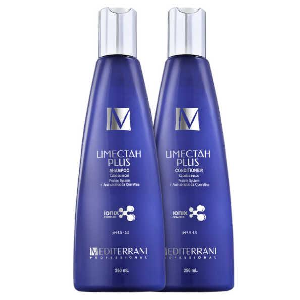 Mediterrani Ionixx Umectah Plus Duo Kit (2 Produtos)