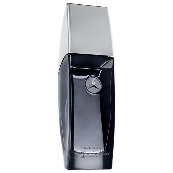 Mercedes-Benz Vip Club Black Leather Eau de Toilette - Perfume Masculino 100ml