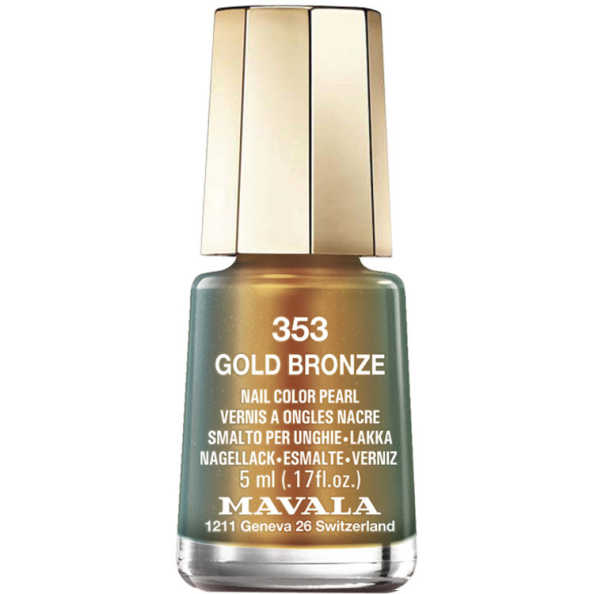 Mavala Mini Color Gold Bronze - Esmalte 5ml