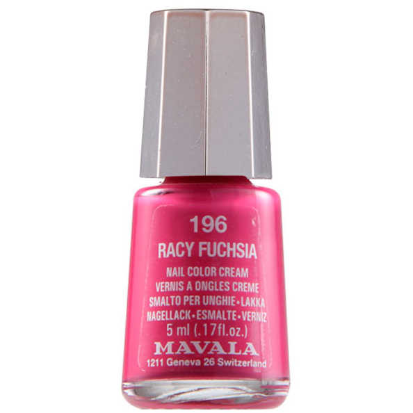 Mavala Mini Color Racy Fuchsia - Esmalte 5ml