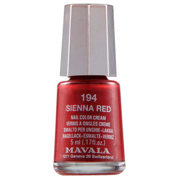 Mavala Mini Color Sienna Red - Esmalte 5ml