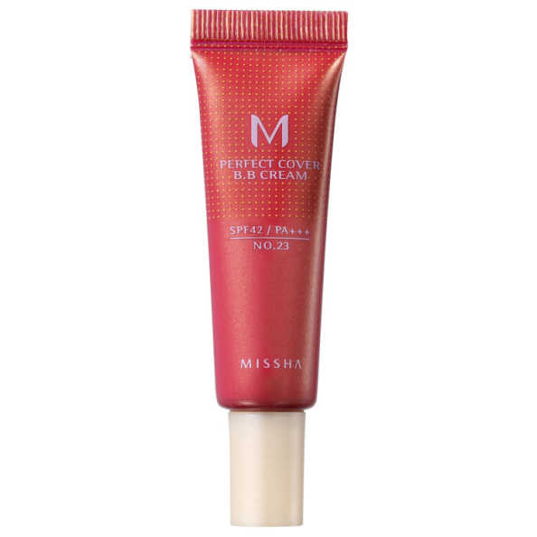 Missha M Perfect Cover Nº 23 Natural Beige - BB Cream 10ml