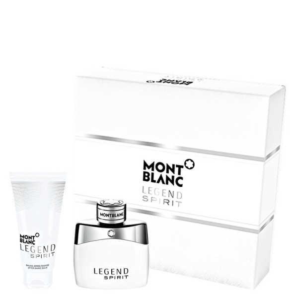 Montblanc Conjunto Masculino Legend Spirit - Eau de Toilette 50ml + Pós-Barba 100ml