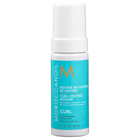 Moroccanoil Curl Control Mousse - Mousse para Cachos 150ml