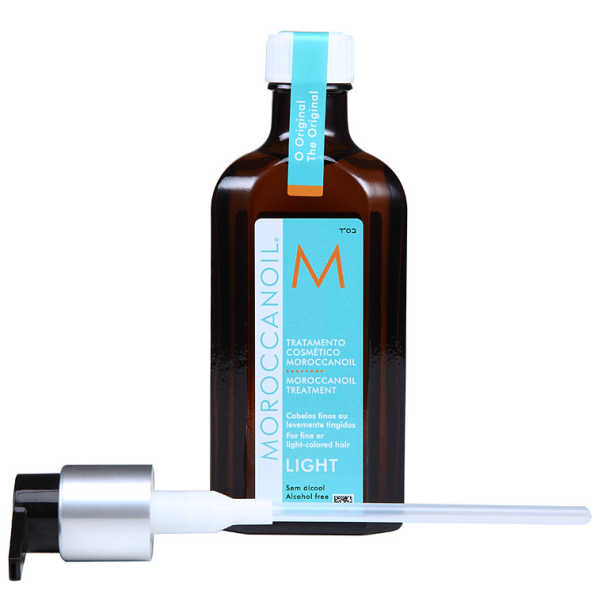 Moroccanoil Light Oil Treatment - Óleo de Tratamento 125ml