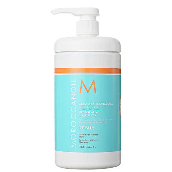 Moroccanoil Restorative Hair Mask - Máscara Restauradora 1000ml