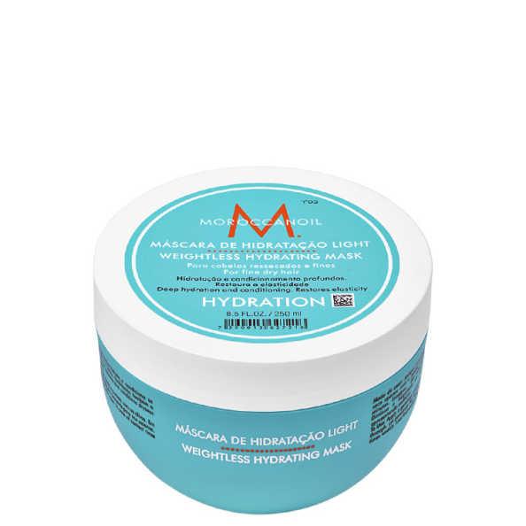 Moroccanoil Weightless Hydrating Mask - Máscara de Hidratação 250ml