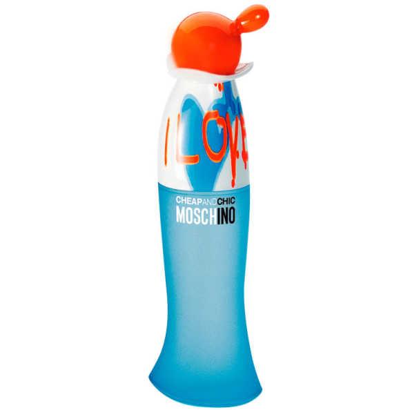 Cheap & Chic I Love Love Moschino Eau de Toilette - Perfume Feminino 30ml