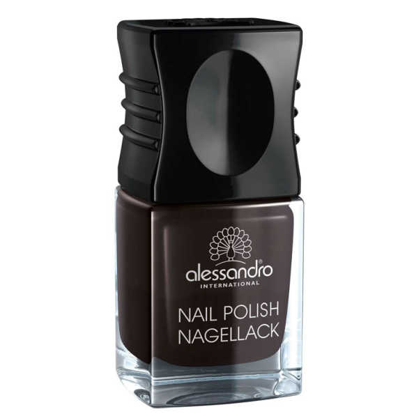 Alessandro Nail Polish Black Cherry - Esmalte 10ml