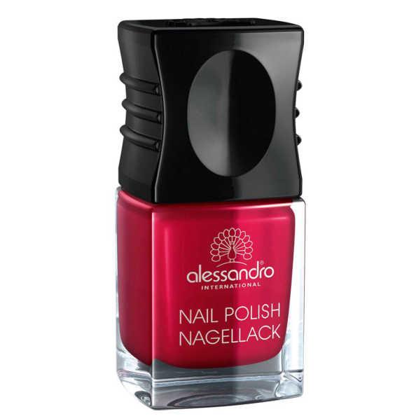 Alessandro Nail Polish Cherry Cherry Lady - Esmalte 10ml