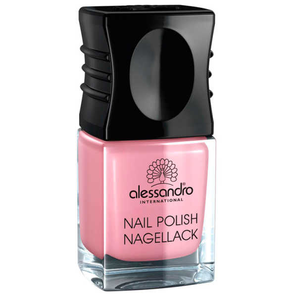 Alessandro Nail Polish Happy Pink - Esmalte 10ml