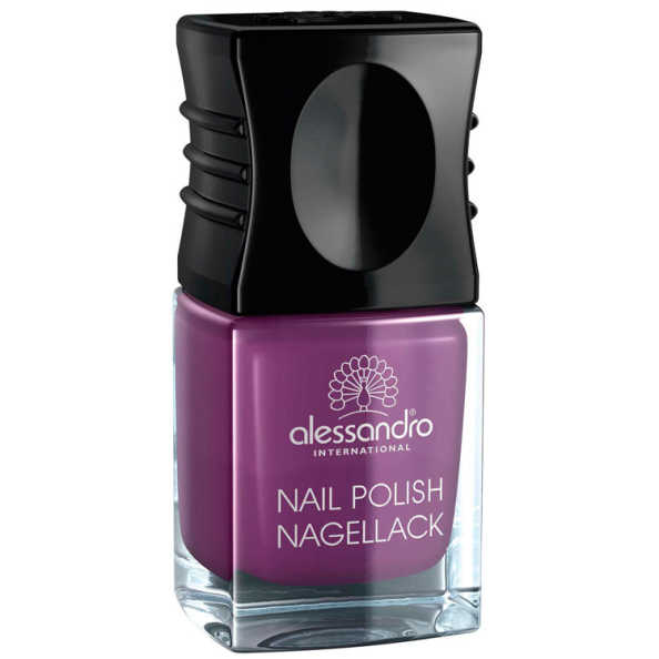 Alessandro Nail Polish Mummy'S Plum Pie - Esmalte 10ml