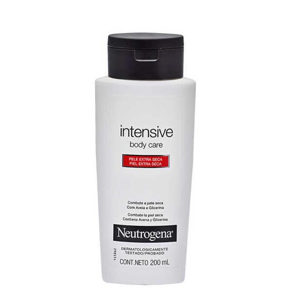 Neutrogena Body Care Intensive - Creme Hidratante Corporal 200ml