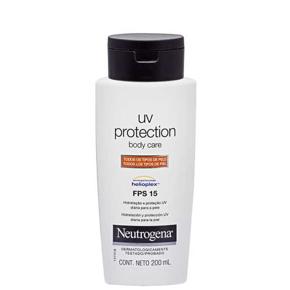 Neutrogena Body Care UV Protection - Creme Hidratante FPS 15 200ml