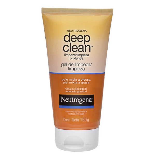 Neutrogena Deep Clean - Gel de Limpeza 150g