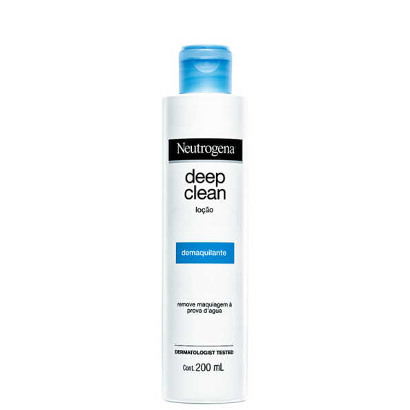 Neutrogena Deep Clean - Loção Demaquilante 200ml