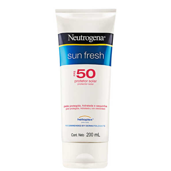 Neutrogena Sun Fresh FPS 50 - Protetor Solar 200ml