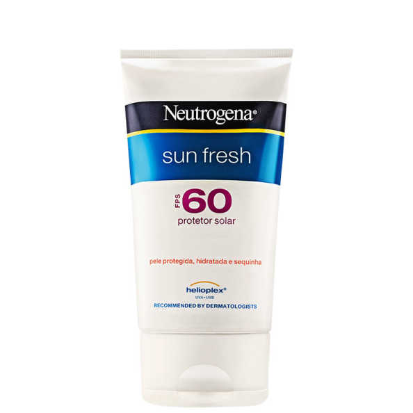 Neutrogena Sun Fresh FPS 60 - Protetor Solar 120ml