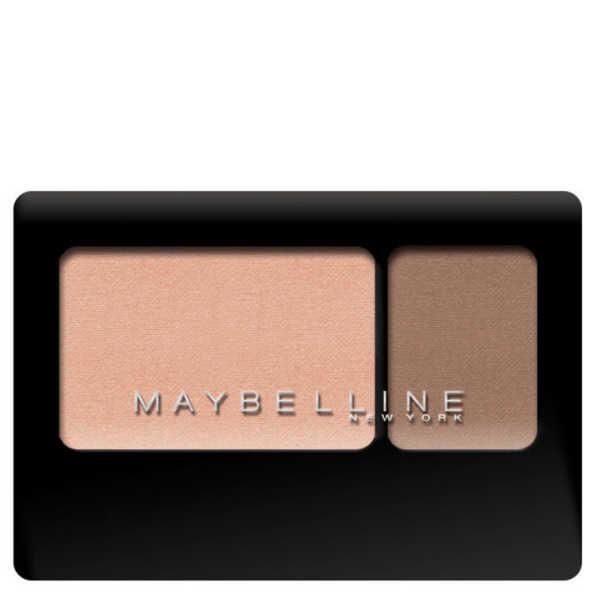 Maybelline New Expertwear Eyeshadow Browntones - Duo de Sombras 2,4g