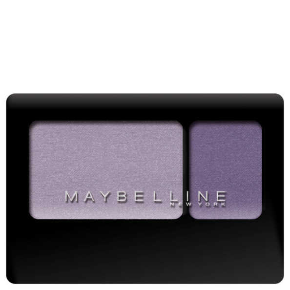 Maybelline New Expertwear Eyeshadow Lasting Lilac - Duo de Sombras 2,4g