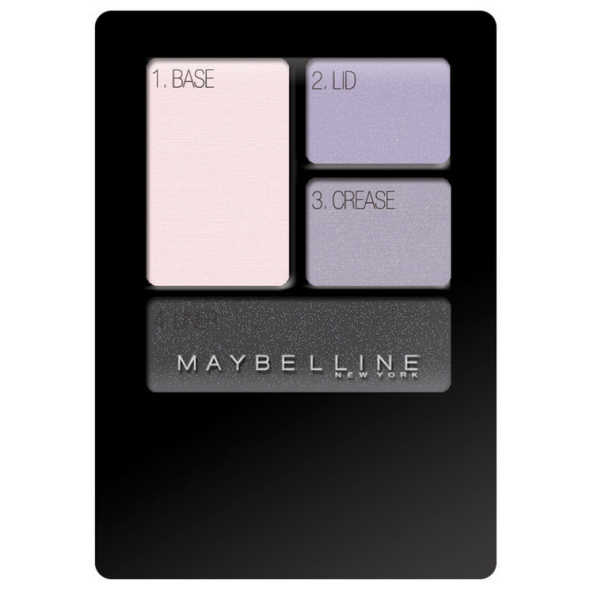 Maybelline New Expertwear Eyeshadow Velvet Crush - Quarteto de Sombras 4,8g
