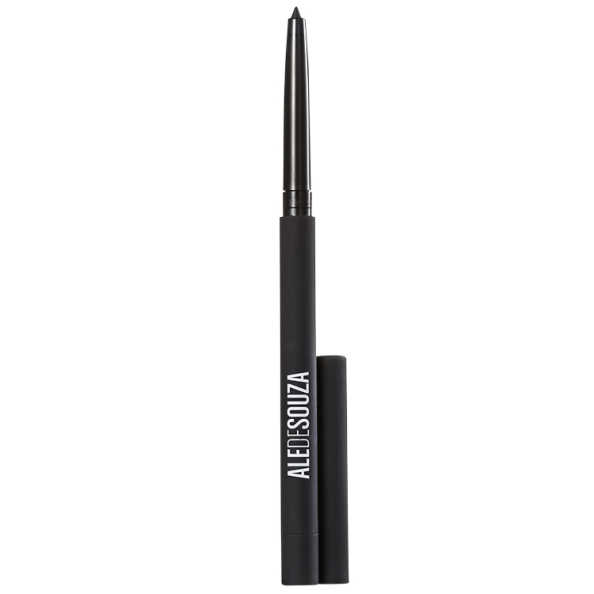 Océane Femme Ale de Souza Eye Pencil Definition Black - Lápis para Olhos