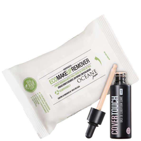 Océane Femme Cover Touch 1 Make Up Kit (2 Produtos)