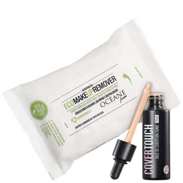 Océane Femme Cover Touch 2 Make Up Kit (2 Produtos)