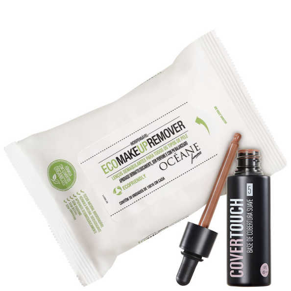 Océane Femme Cover Touch 5 Make Up Kit (2 Produtos)