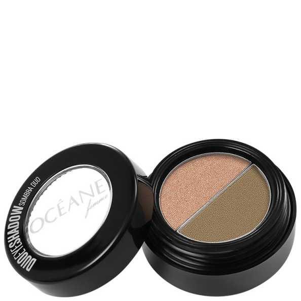 Océane Femme Duo Eye Shadow Sombra Duo #7769 #7515 - Sombra 1,8g